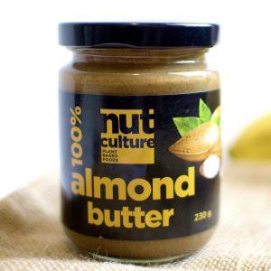 almond butter nut culture