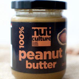 nut culture peanut butter
