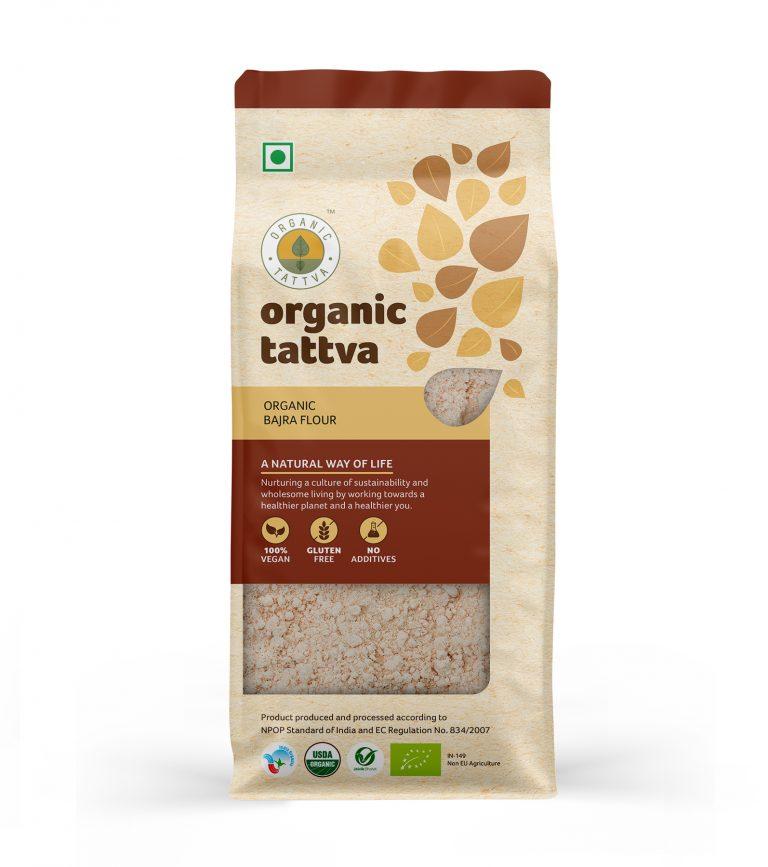 organic tattva bajra flour