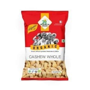 24 mantra organic cashew