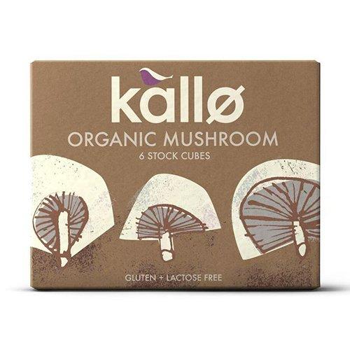 kallo mushroom stock