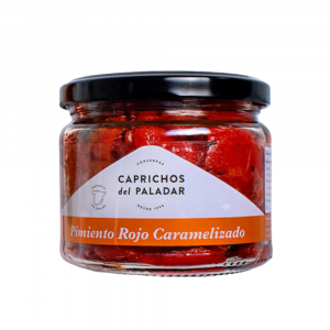 Caramelised Peppers
